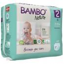 Blöja Bambo Nature