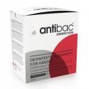 Desinfektionsservetter Antibac 75% 20st/fp