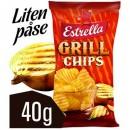 Chips Grill Estrella 27stx40g