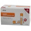 Batteri Ativa Alkaline AAA LR03 28st/fpk