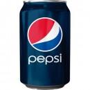 Pepsi 33cl Inkl. Pant 24burkar/back