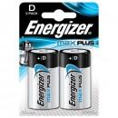 Batteri Energizer Max D 2st/fpk (Miljö)