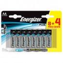 Batteri Energizer Max AA 12st/fpk (Miljö)