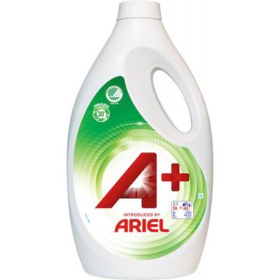 Ariel Actilift Flytande XXL White 2,52L (Miljö)
