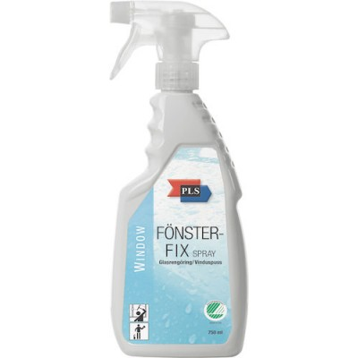 Glasputs PLS Fönsterfix 750ml Spray