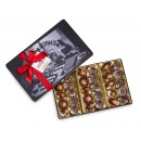 Julchoklad Sweet Chocolates Retro Tin 375Gram