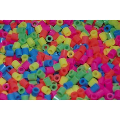 Pärlor Nabbi mix Pastell 6000st/fpk