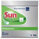 Sun Professional ECO Maskindiskmedel 100st/fpk (Miljö)