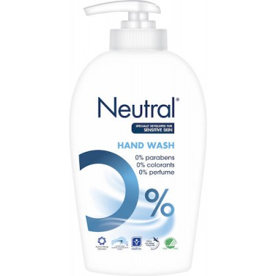 Tvål Neutral Flytande 250ml (Miljö)