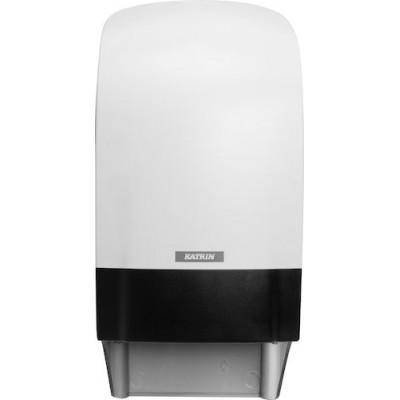 Katrin Dispenser System Toalett Vit