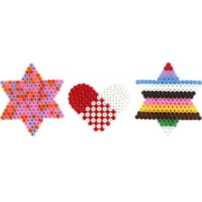 Pärlor Nabbi Mix 10-Färger 6000st/fpk
