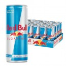 Red Bull Sugarefree 25cl 24burkar/back