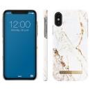 Skal iDeal iPhone X Carrara Gold