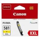 Bläckpatron Canon CLI-581Y XXL Gul