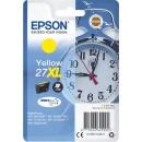 Bläckpatron Epson 27XL Gul