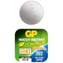 Batteri Silveroxid GP SR41W 39
