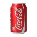 Coca Cola 33cl 24burkar/back