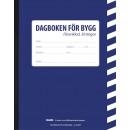 Byggdagbok A5 30-Dagar