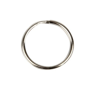 Nyckelringar 25mm 100/st/fpk
