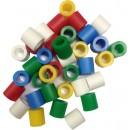 Maxipärlor Mix Klar Färg 600st/fpk