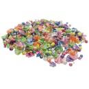 Plastpärlor Pärlemor 500st/fpk