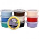 Silk Clay Standard 40g 10st/fpk