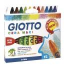 Vaxkrita Giotta Maxi 12mm 12st/fpk