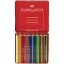 Färgpenna Faber Castell Classic 24st/fpk