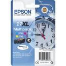 Bläckpatron Epson 27XL CMY 3st/fpk