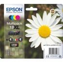 Bläckpatron Epson 18XL Multipack CMYK 4st/fpk