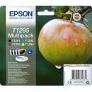 Bläckpatron Epson T1295 Multipack CMYK 4st/fpk