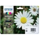 Bläckpatron Epson 18 Multipack CMYK 4st/fpk