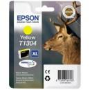 Bläckpatron Epson T1304 Gul
