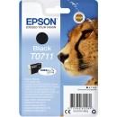 Bläckpatron Epson T0711 Svart
