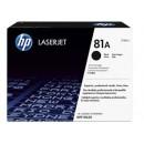 Toner HP 81A CF281A Svart