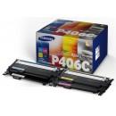 Toner Samsung CLT-P406C 4-Färg