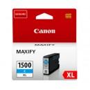 Bläckpatron Canon 1500XL Cyan
