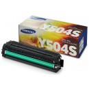 Toner Samsung Y504S Gul