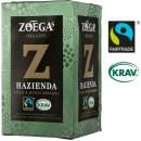 Kaffe Zoégas Hazienda Organic 12x450g (Miljö)
