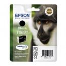 Bläckpatron Epson T0891 Svart