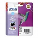 Bläckpatron Epson T0805 Ljus Cyan