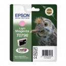 Bläckpatron Epson T0796 Ljus Magenta