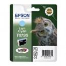 Bläckpatron Epson T0795 Ljus Cyan