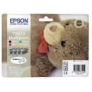 Bläckpatron Epson T0615 4-Färg