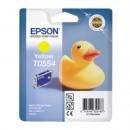 Bläckpatron Epson T0554 Gul