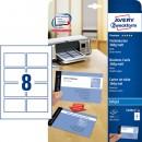 Avery Visitkort Quick&Clean 260g Premium Matt 200st/fpk