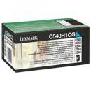 Toner Lexmark C540H1CG Cyan
