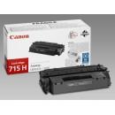 Toner Canon CRT715H 1976B002 Svart