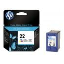 Bläckpatron HP Nr22 3-Färg