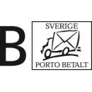 K-Stämpel (B Sverige Porto Betalt)
